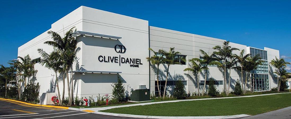 Clive Daniel New Project